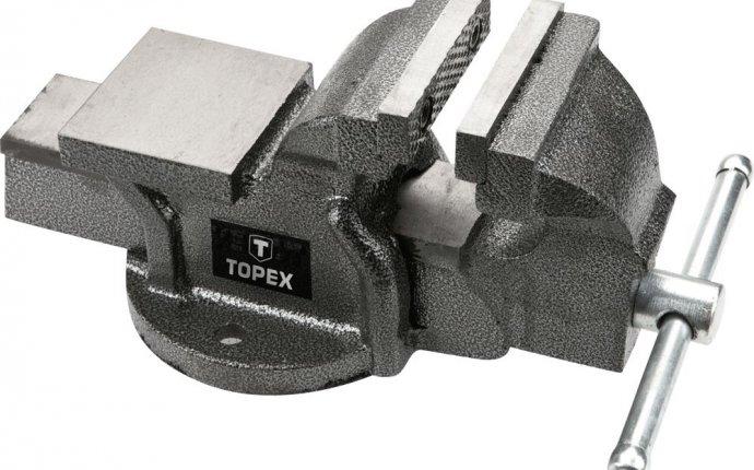 Тиски Topex